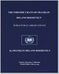 The Fireside Chats of Franklin Delano Ro... by Roosevelt, Franklin Delano