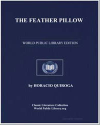 The Feather Pillow by Quiroga, Horacio