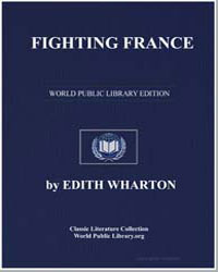 Fighting France by Wharton, Edith