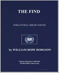 The Find by Hodgson, William Hope