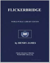 Flickerbridge by James, Henry
