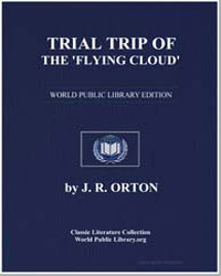 Trial Trip of the 'Flying Cloud' by Orton, J. R.