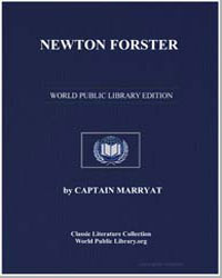 Newton Forster by Marryat, Frederick, Captain