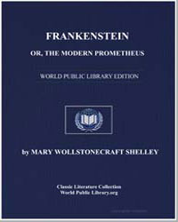 Frankenstein : Or, The Modern Prometheus by Shelley, Mary Wollstonecraft