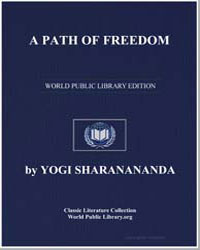 A Path to Freedom by Sharanananda, Yogi