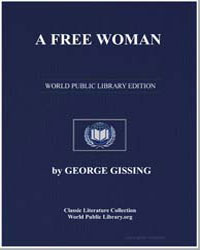 A Free Woman by Gissing, George