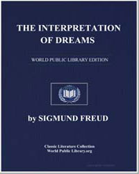 The Interpretation of Dreams by Freud, Sigmund