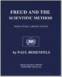 Freud and the Scientific Method by Rosenfels, Paul