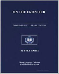 On the Frontier by Harte, Brett