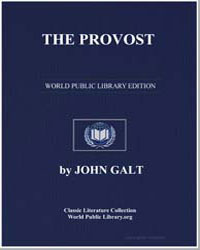 The Provost by Galt, John