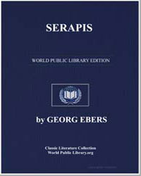 Serapis by Ebers, Georg
