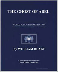 The Ghost of Abel by Blake, William