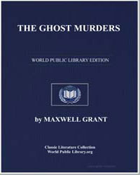 The Ghost Murders by Grant, Maxwell