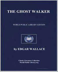 The Ghost Walker by Wallace, Edgar