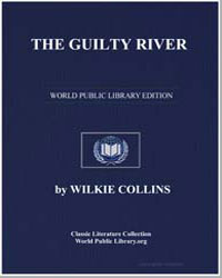 The Guilty River by Collins, Wilkie