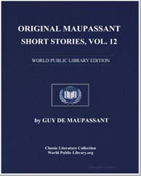 Original Maupassant Short Stories, Volum... by De Maupassant, Guy