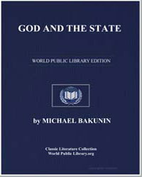 God and the State by Bakunin, Michael