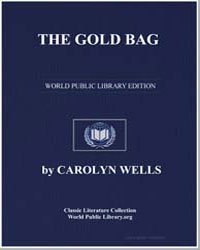 The Gold Bag by Wells, Carolyn