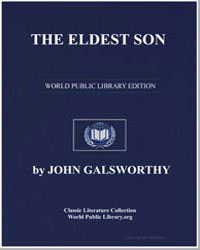 The Eldest Son by Galsworthy, John