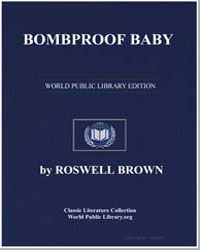 Bombproof Baby by Brown, Roswell
