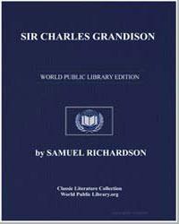 Sir Charles Grandison by Richardson, Samuel