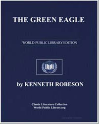A Doc Savage Adventure : The Green Eagle by Robeson, Kenneth
