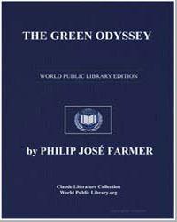 The Green Odyssey by Farmer, Philip José