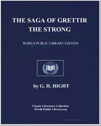 The Saga of Grettir the Strong by