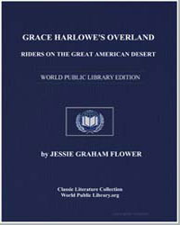 Grace Harlowe's Overland Riders on the G... by Flower, Jessie Graham