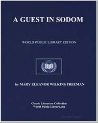A Guest in Sodom by Freeman, Mary Eleanor Wilkins, Mrs.