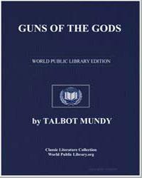 Guns of the Gods by Mundy, Talbot