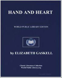 Hand and Heart by Gaskell, Elizabeth Cleghorn