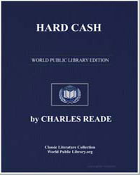 Hard Cash by Reade, Charles