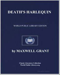 Death's Harlequin by Grant, Maxwell
