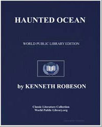 A Doc Savage Adventure : Haunted Ocean by Robeson, Kenneth