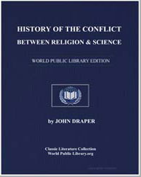 History of the Conflict between Religion... by Draper, John