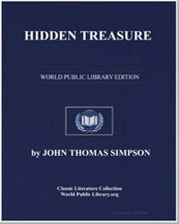 Hidden Treasure by Simpson, John Thomas