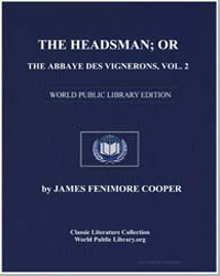 The Headsman : Or, The Abbaye des Vigner... by Cooper, James Fenimore