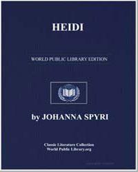 Heidi by Spyri, Johanna