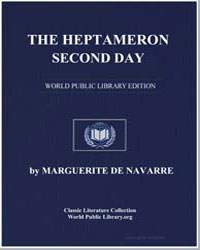 The Heptameron : Second Day by De Navarre, Marguerite