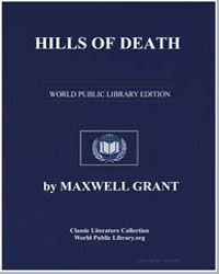 Hills of Death by Grant, Maxwell