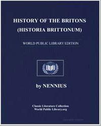 History of the Britons (Historia Britton... by Nennius