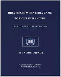Hira Singh : When India Came to Fight in... by Mundy, Talbot