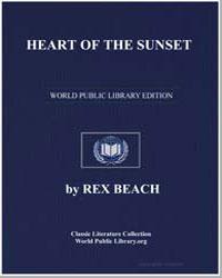 Heart of the Sunset by Beach, Rex