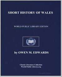 Short History of Wales by Edwards, Owen M.