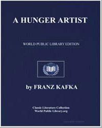 A Hunger Artist by Kafka, Franz