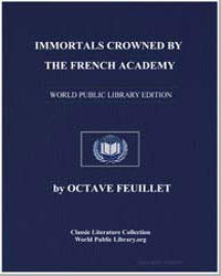 Immortals Crowned by the French Academy ... by Feuillet, Octave