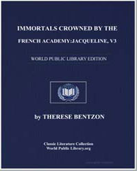 Immortals Crowned by the French Academy ... by Bentzon, Therese
