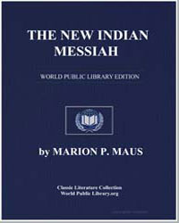 The New Indian Messiah by Maus, Marion P.