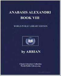 Anabasis Alexandri : Book VIII by Arrian